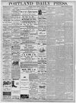 Portland Daily Press: October 2, 1877