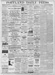 Portland Daily Press: October 5, 1877