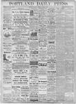 Portland Daily Press: October 6, 1877