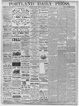 Portland Daily Press: October 16, 1877
