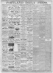 Portland Daily Press: October 17, 1877