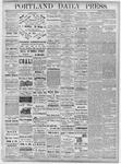 Portland Daily Press: October 18, 1877