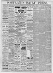 Portland Daily Press: November 3, 1877