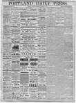 Portland Daily Press: November 13, 1877