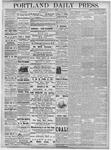 Portland Daily Press: November 14, 1877