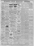 Portland Daily Press: November 15, 1877