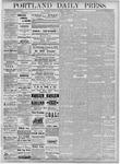 Portland Daily Press: November 17, 1877