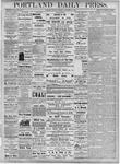 Portland Daily Press: November 19, 1877
