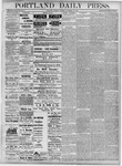 Portland Daily Press: November 20, 1877