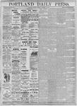 Portland Daily Press: November 24, 1877
