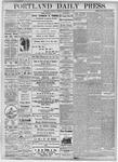 Portland Daily Press: November 27, 1877
