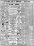 Portland Daily Press: November 29, 1877