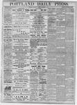 Portland Daily Press: December 1, 1877