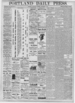 Portland Daily Press: December 5, 1877