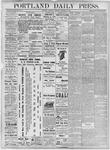 Portland Daily Press: December 6, 1877