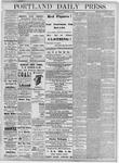 Portland Daily Press: December 10, 1877
