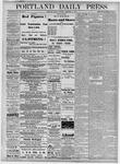 Portland Daily Press: December 14, 1877