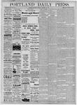 Portland Daily Press: December 15, 1877