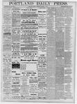 Portland Daily Press: December 17, 1877