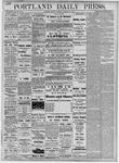 Portland Daily Press: December 18, 1877