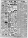 Portland Daily Press: December 19, 1877