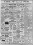 Portland Daily Press: December 20, 1877