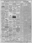 Portland Daily Press: December 21, 1877