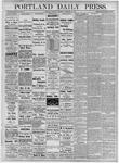 Portland Daily Press: December 22, 1877