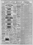 Portland Daily Press: December 24, 1877