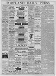 Portland Daily Press: December 25, 1877