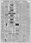Portland Daily Press: December 28, 1877