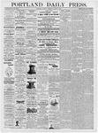 Portland Daily Press: January 6, 1877
