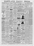 Portland Daily Press: January 12, 1877