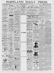 Portland Daily Press: January 18, 1877