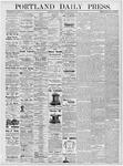 Portland Daily Press: January 26, 1877