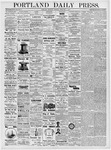 Portland Daily Press: February 1, 1877