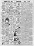 Portland Daily Press: February 2, 1877