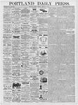 Portland Daily Press: February 6, 1877