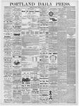Portland Daily Press: February 19, 1877