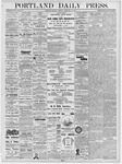Portland Daily Press: February 26, 1877