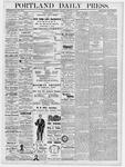 Portland Daily Press: February 28, 1877