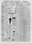 Portland Daily Press: March 3, 1877