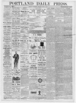 Portland Daily Press: March 7, 1877