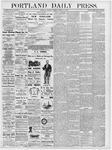 Portland Daily Press: March 10, 1877