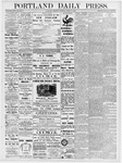 Portland Daily Press: March 15, 1877