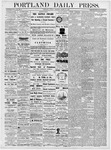 Portland Daily Press: March 20, 1877