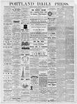 Portland Daily Press: March 26, 1877