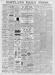 Portland Daily Press: March 27, 1877