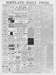 Portland Daily Press: March 29, 1877