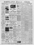 Portland Daily Press: April 3, 1877